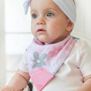Becalm Baby Teething Bib