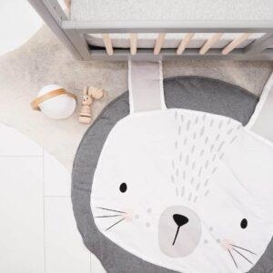 baby animal playmat