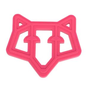 Frankie Fox Pink Teether
