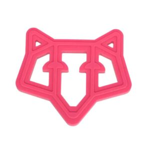 Frankie the Fox Teether - Pink