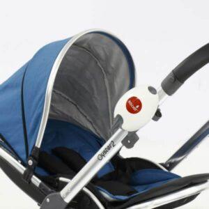 The Rockit Portable Baby Rocker