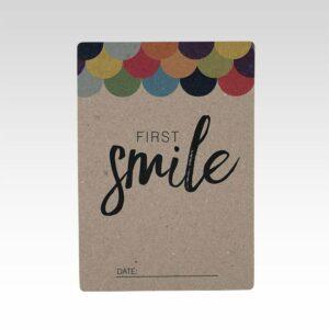 Rhicreative Baby Milestone Photo Cards