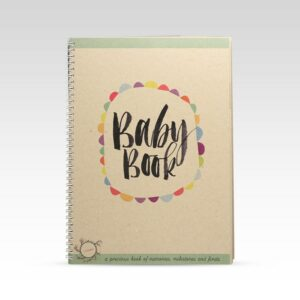 Rhi Creative Baby Book