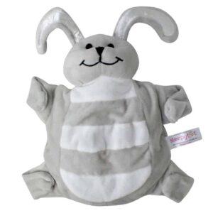 Sleepy Tot Grey Bunny