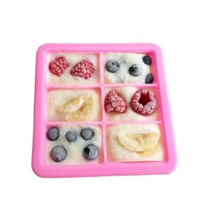 Haakaa Baby Food and Breast Milk Freezer Tray