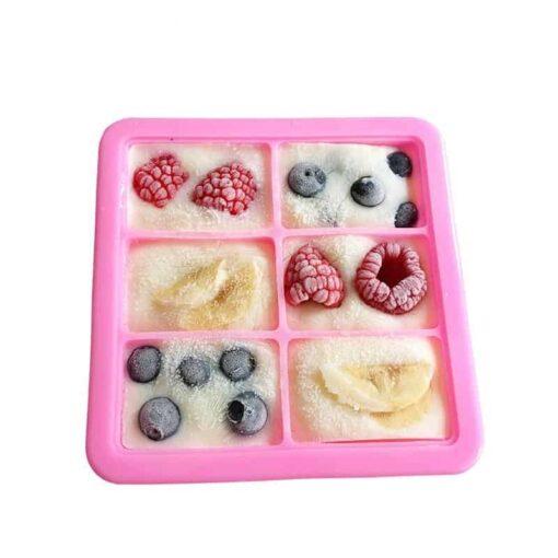 Haakaa Baby Food and Breast Milk Freezer Tray