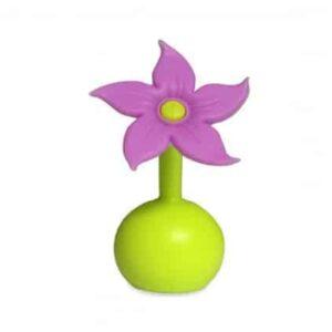 haakaa flower stopper purple