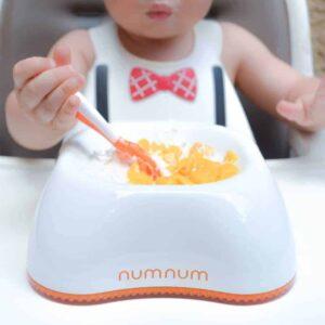 NumNum Self Feeding Beginner Bowl