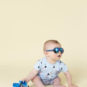 Frankie Ray Sunglasses Pilot