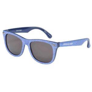 frankie ray sunglasses blue denim