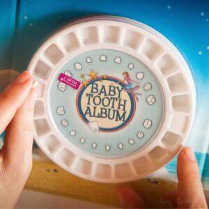 Baby Tooth Keepsake Album