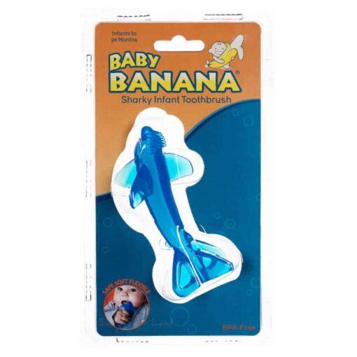 Baby Banana Sharky Brush