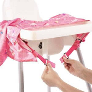 Bibado Bib Magical Unicorn Pink