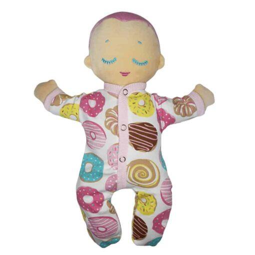 Lulla Doll Onesie Donut