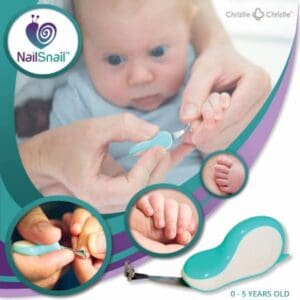 nail snail nail scissors for babies