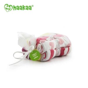haakaa Infant Wash Cloth 8 Pack