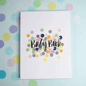 Rhicreative Baby Book – Special Edition