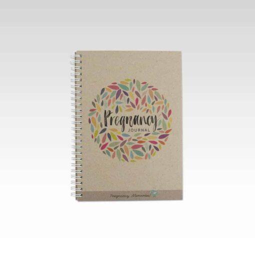 Rhicreative Pregnancy Journal Front