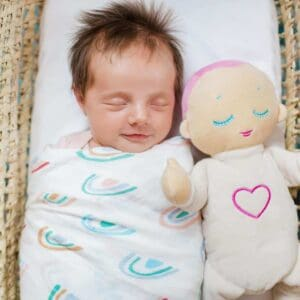 lulla doll with baby