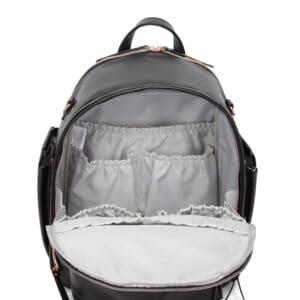Becalm Baby Nappy Bag Black