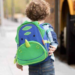 Skip Hop Zoo Let Bag Dinosaur