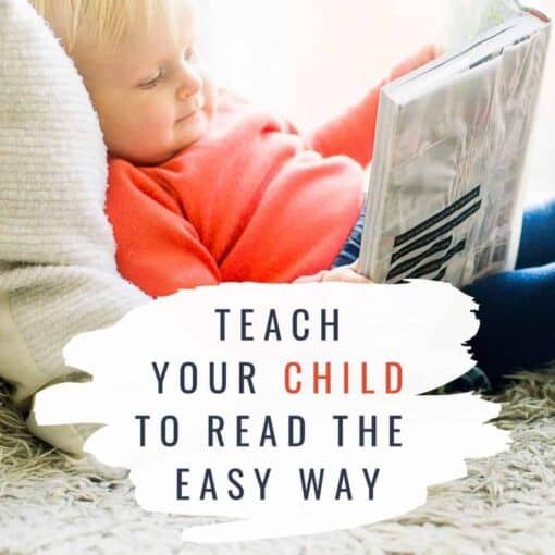 Teach Your Child to Read with Ease Book