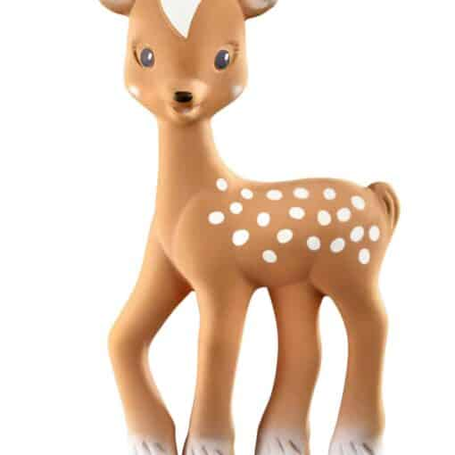 fanfan the fawn teething toy