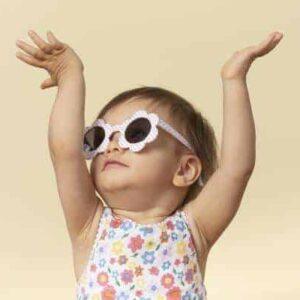 Frankie Ray Daisy sunglasses