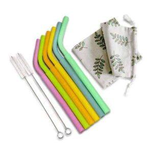 haakaa silicone straw detachable