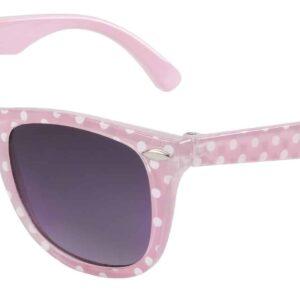 Frankie Ray Pink Spot Sunglasses