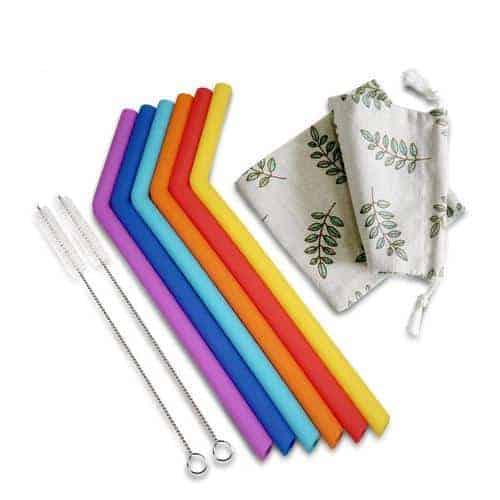 haakaa silicone straw