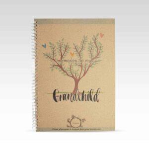 Rhicreatvie Memories For My Grandchild Book