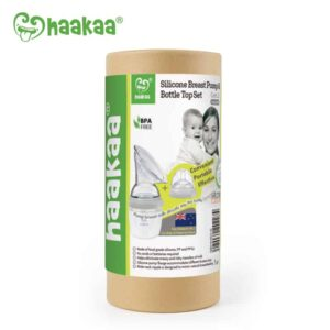 Haakaa Generation 3 Breast Pump & Bottle Pack