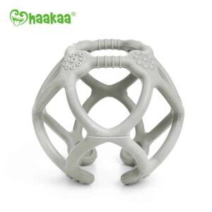 haakaa silicone teething ball