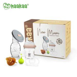 Haakaa New Mum Premium Pack (Generation 2 150ml Pump)
