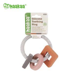 Haakaa Silicone Teething Ring