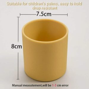 Becalm Baby Silicone Baby Grip Cup