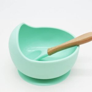 Becalm Baby Beginners Baby Bowl Mint