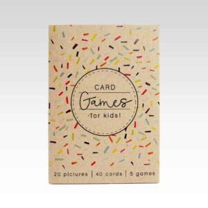 Rhicreative Card Games For Kids
