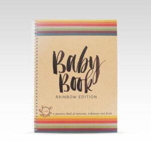 Rhicreative Rainbow Baby Book: Same Sex Parents