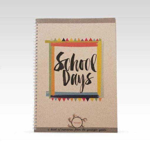 Rhicreative School Days Book