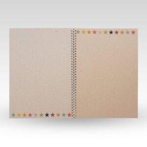 Rhicreative School Days Memory Book