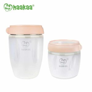 Generation 3 Silicone Storage Container Set -160/250ml (2 pack)