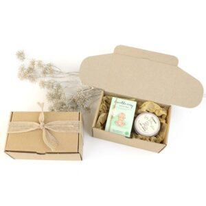 Haakaa Baby-Soft: Skincare Gift Set - Breath Easy