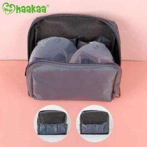 Haakaa Breast Milk Save and Stash Pack
