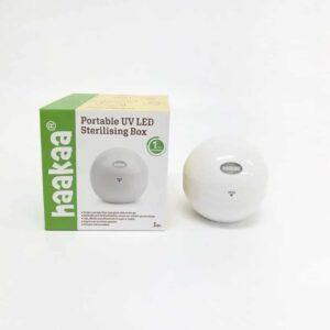 Haakaa Portable UV LED Sterilising Box